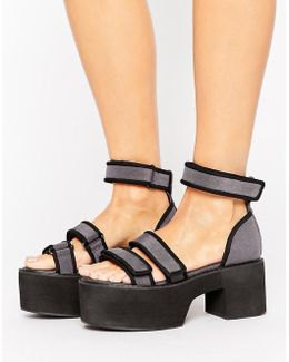 Take Control Chunky Sandals