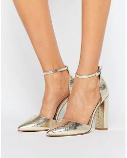 Penalty Pointed High Heels