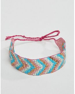 Summer Bead Friendship Bracelet