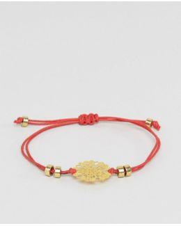 Filigree Cord Bracelet