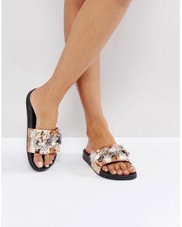 Fancy Free Embellished Sliders