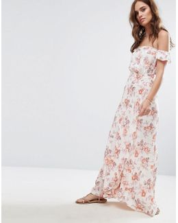 Printed Bella Maxi Dress