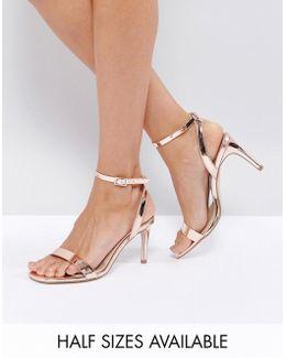 Hideaway Heeled Sandals
