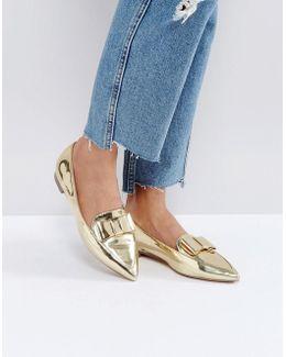 Latter Loafer Ballet Flats