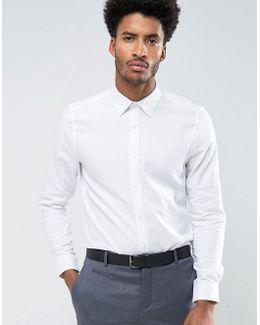 Weave Slim Fit Shirt