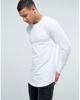 Core Muscle Fit Long Sleeve T-shirt