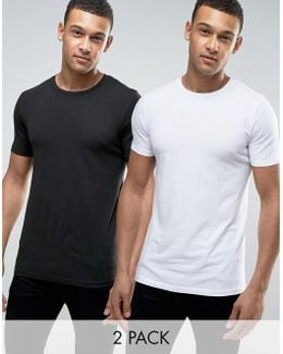 Core Muscle Fit T-shirt Multipack Save