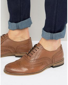 Brigadier Monk Shoes In Brown