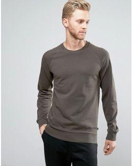 Identity Sweatshirt With Branding