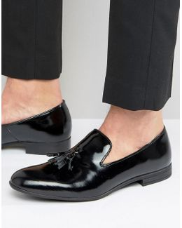 Patent Slipper Loafers
