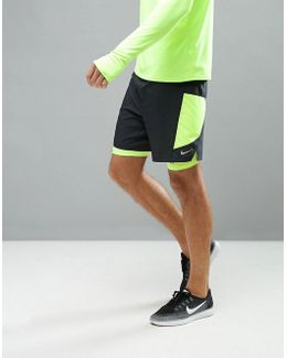 7 Pursuit 2-in-1 Shorts In Black 683288-011