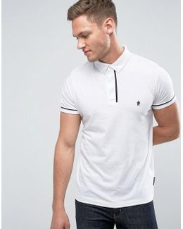 Pipping Polo Shirt