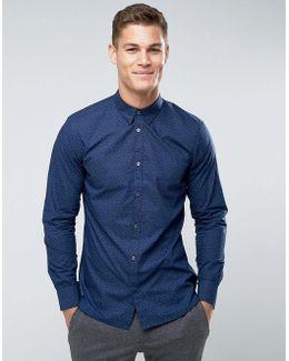 Geometric Dot Shirt