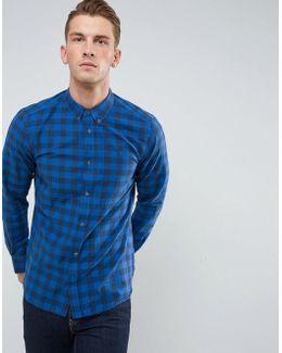 Big Gingham Shirt