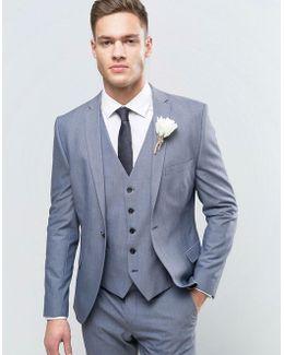 Wedding Super Skinny Suit Jacket