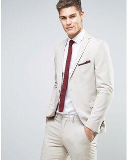 Wedding Skinny Suit Jacket
