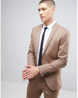 Super Skinny Suit Jacket