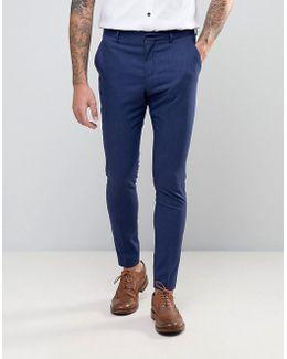 Super Skinny Suit Pants