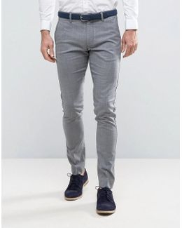 Tapered Smart Pant