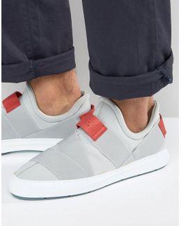 Clarks X Christopher Raeburn Elastic Sneakers