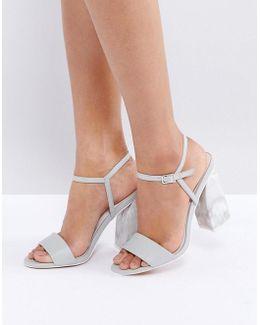 Hoax Heeled Sandals