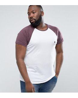 Plus Raglan T-shirt