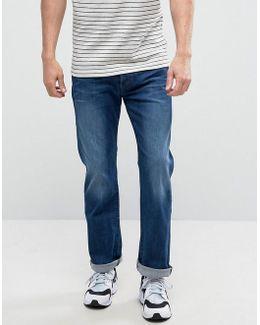 3301 Loose Accel Stretch Denim Jeans