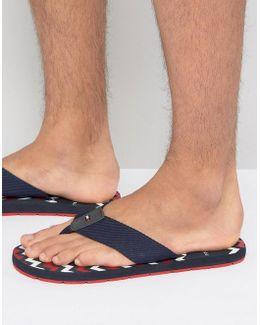Buddy Web Flip Flops