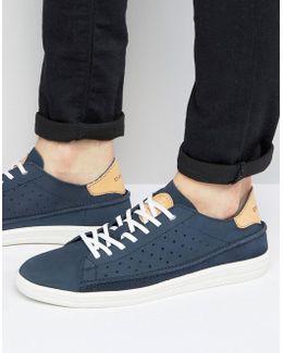 Naptik Suede Sneakers