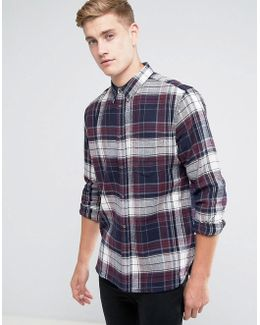 Lumberjack Flannel Check Shirt