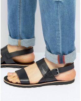 Saint Leather Sandals