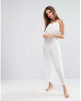 Georgia Long Cami Nightdress