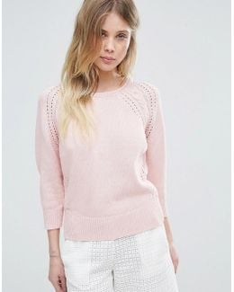 Moonlight Mozart Knit Jumper