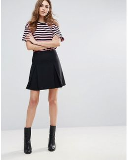 Whisper Ruth Skater Skirt