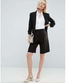 Mix & Match Tailored Shorts