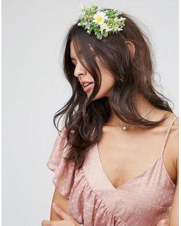 Occasion Wedding Flower Vine Headband