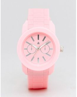 Jelly Color Pop Watch
