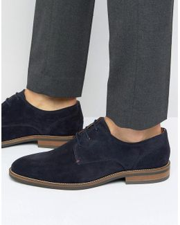 Daytona Suede Derby Shoes