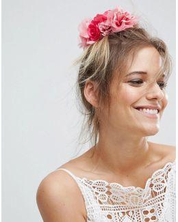 Occasion Rose Hair Barrette