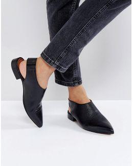 Mischief Premium Leather Flat Shoes