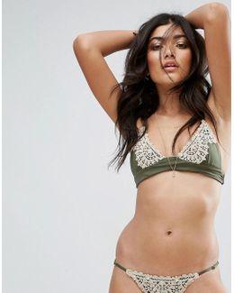 Eclipse Tri Bikini Top