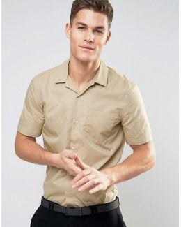Revere Collar Bowling Shirt