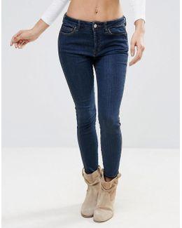 Payton High Rise Skinny Jeans