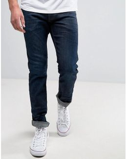 Slim Fit Jeans In Rinse Resin