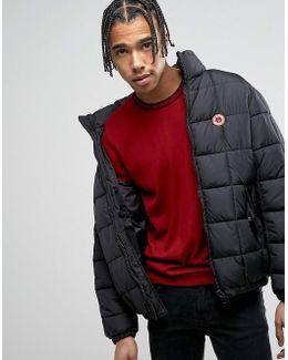 Padded Zip Thru Jacket