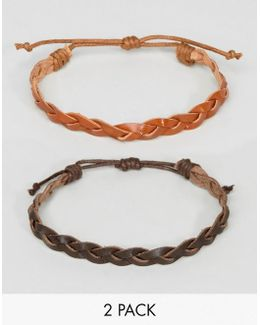 Braid Bracelet Pack