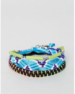 Coloured Bracelet Pack