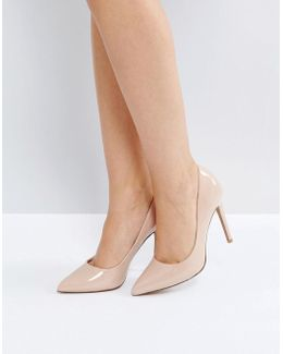 Paris Pointed High Heels