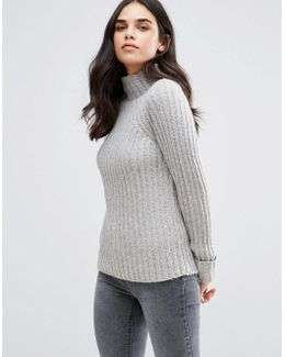 Marl Knitted Jumper