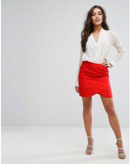 Selena Mini Skirt